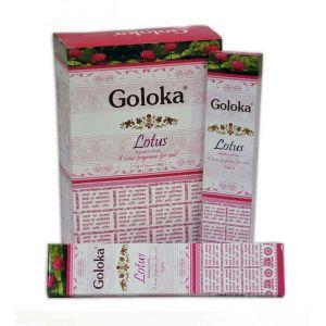 16 g. Goloka Incense Sticks Pack in New Fragrances (Set of 12)