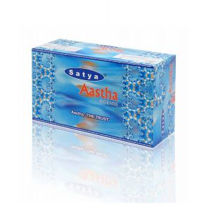 Satya Aastha Incense Sticks - Choose your Packaging