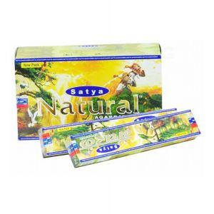 Satya Natural Incense Sticks - Choose your Packaging