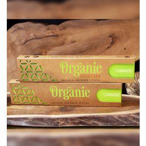 15 g. Organic Goodness Masala Incense Sticks (Set of 12)