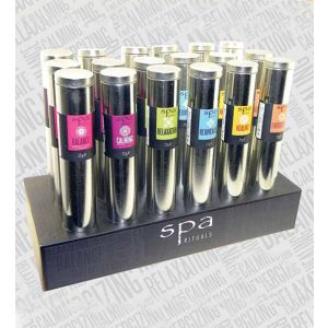 25 g. Spa Rituals Incense Sticks in Metal Tube with Holder (Set of 12)