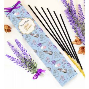 25 g. Little Pleasures Natural Incense Wands (Set of 12)