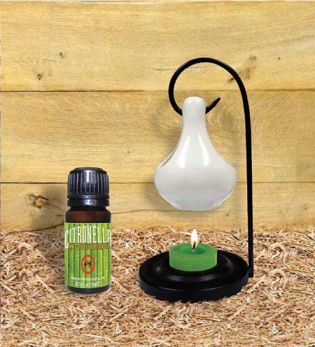 10 ml. Citronella - Anti Mosquito Aroma Oil