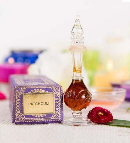 5 ml. Perfume Oil in Hand-Blown Glass Bottles