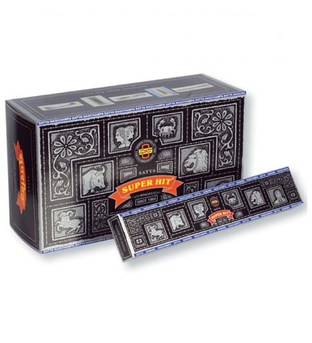 Satya Super Hit Incense Sticks - Choose your Packaging