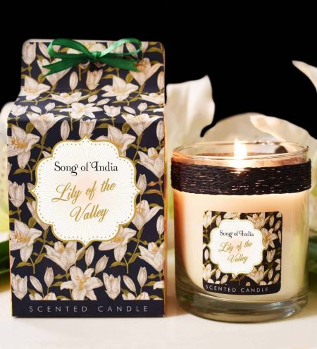 200 g. Little Pleasures Scented Candle in Glass Jar